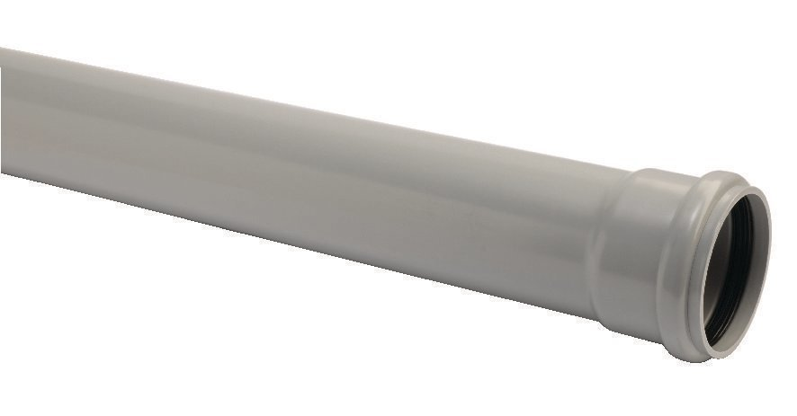 Soil Pipe 3m Socketed